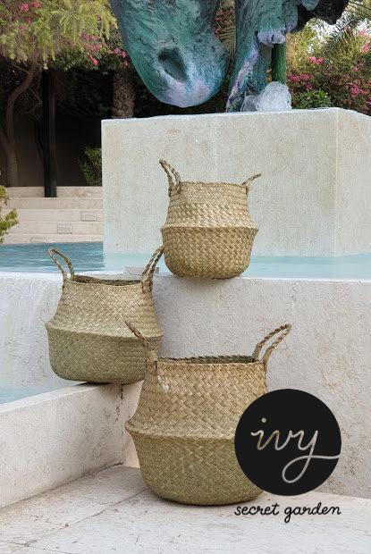 wicker basket large